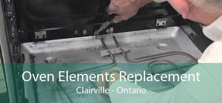 Oven Elements Replacement Clairville - Ontario