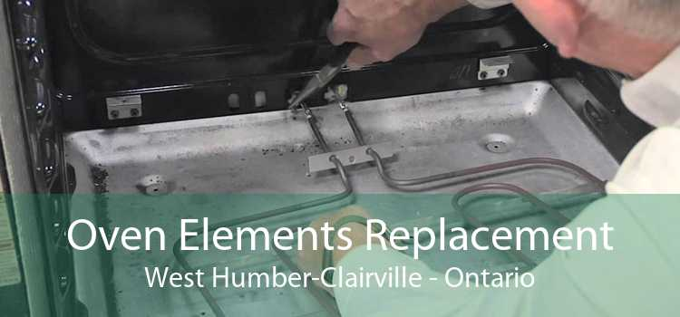 Oven Elements Replacement West Humber-Clairville - Ontario