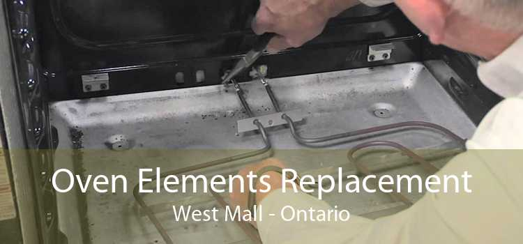 Oven Elements Replacement West Mall - Ontario