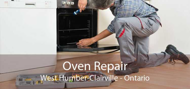 Oven Repair West Humber-Clairville - Ontario