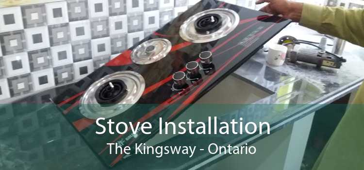 Stove Installation The Kingsway - Ontario
