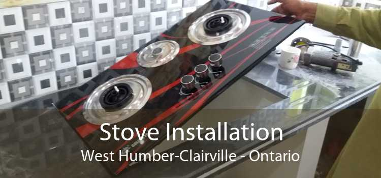 Stove Installation West Humber-Clairville - Ontario